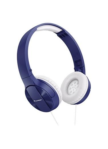 Pioneer SE-MJ503-L  Kulaküstü Kulaklık Mavi